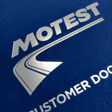Looking after the brand for Motest UK