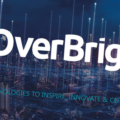 Full Rebrand for Digital Transformation company OverBright