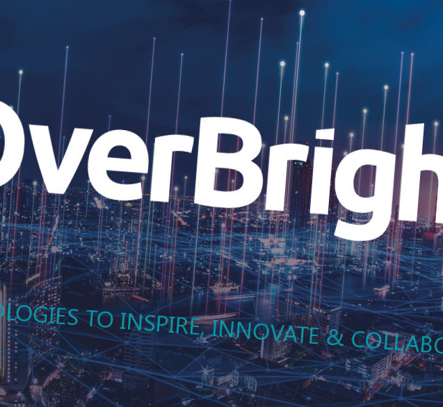 Overbright-logo-design