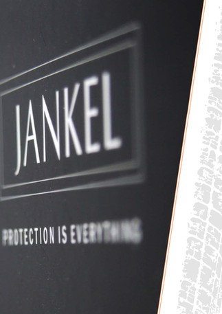 original Jankel logo design