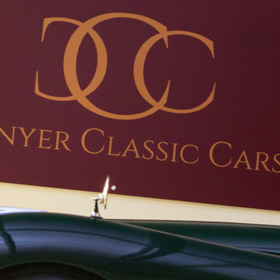 Branding for Denyer Classic Cars
