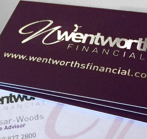 Rebrand for a local financial consultancy