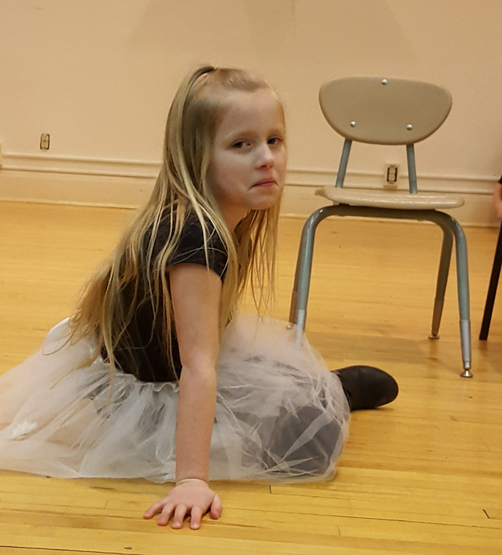 "Lucy as ""Goldilocks"""