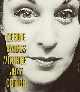 #jazzsinger #debbiebriggs #vintagejazzco