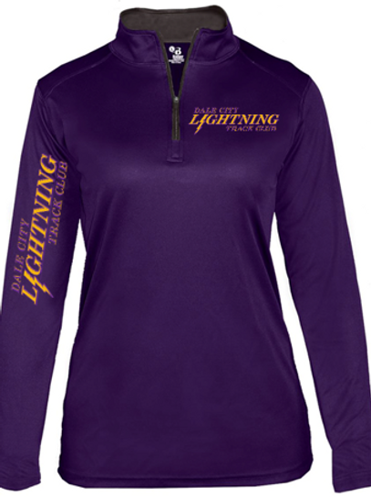 Half Zip Compression (Women)
