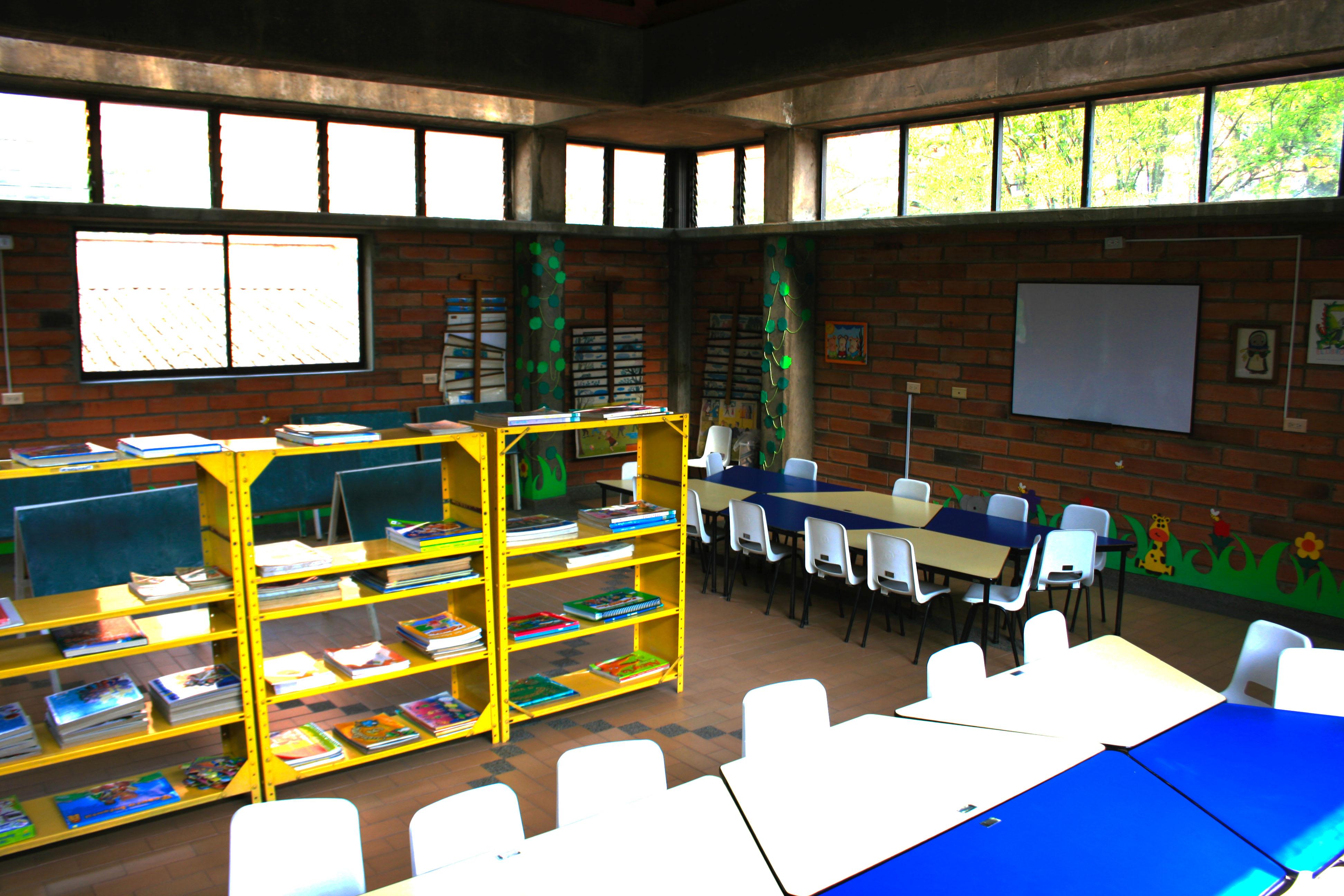 Biblioteca Pre escolar