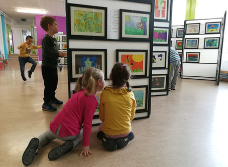 Well Done to Our Amazing Artists! Click to see photos..