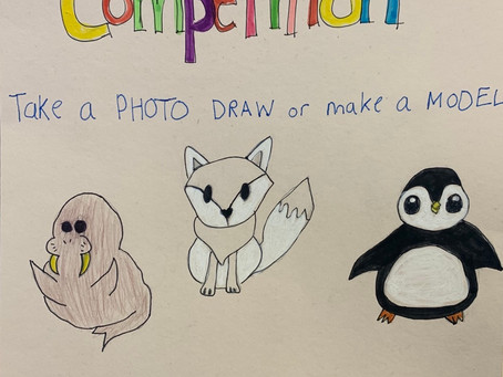 Student Council Art Competition