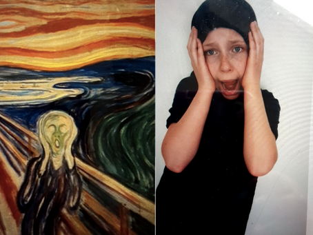 Art Imitates Life Imitates Art