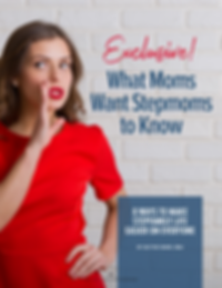 What Moms Want Stepmoms to Know