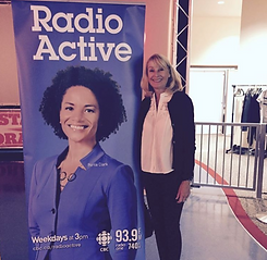 Radio Active on Stepfamilies with Blythe Ward