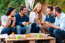 Young Adults Talk about Happy Memories and give Advice to Stepfamilies