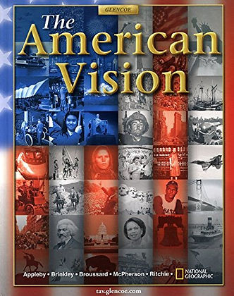 Cover-The American Vision 2007.jpg