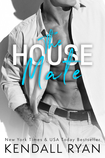NEW RELEASE: The House Mate by Kendall Ryan