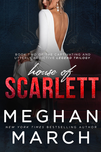 NEW RELEASE: House of Scarlett by Meghan March