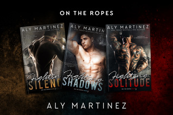 COVER REVEAL: On The Ropes Series By Aly Martinez