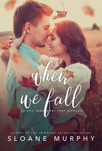 COVER REVEAL: When We Fall by Sloane Murphy