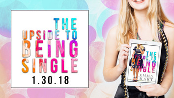 COVER REVEAL: The Upside To Being Single By Emma Hart
