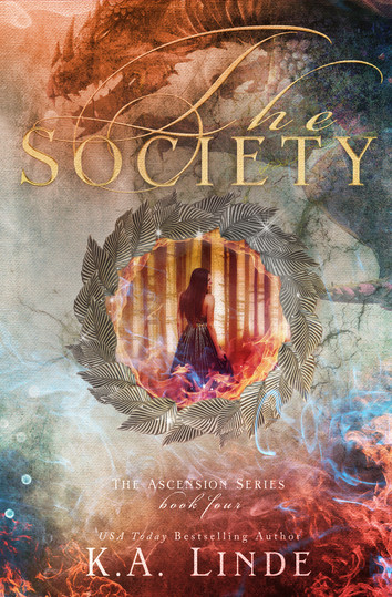 COVER REVEAL: The Society by K.A. Linde