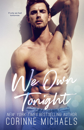 COVER REVEAL: We Own Tonight by Corinne Michaels