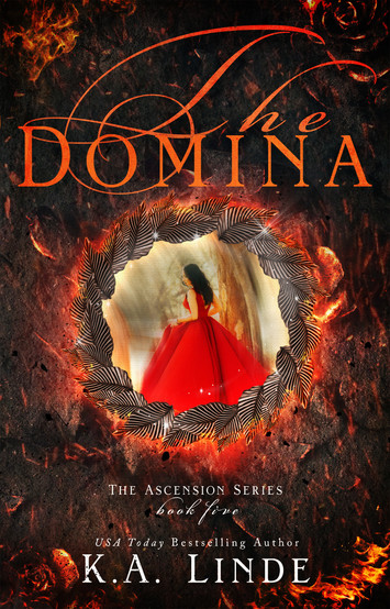 NEW RELEASE: The Domina by K.A. Linde