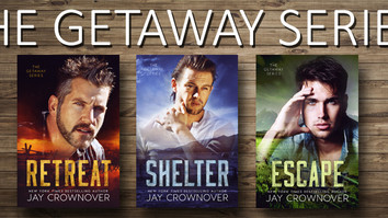 COVER REVEAL: Shelter & Escape by Jay Crownover