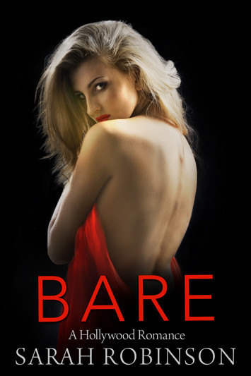 COVER REVEAL: Bare by Sarah Robinson