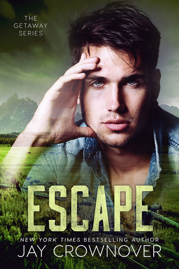 EXCERPT & NEW RELEASE: Escape by Jay Crownover