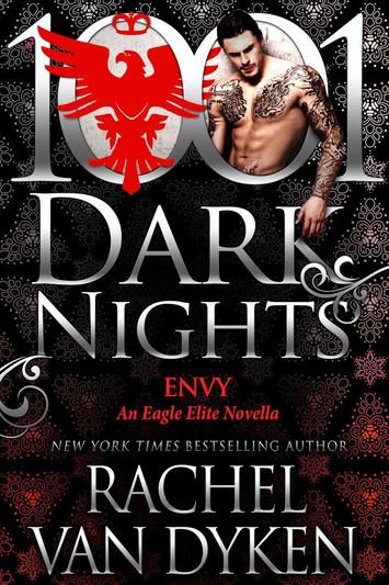 EXCERPT & NEW RELEASE: Envy by Rachel Van Dyken