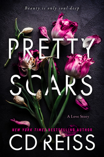 COVER REVEAL: Pretty Scars by C.D. Reiss