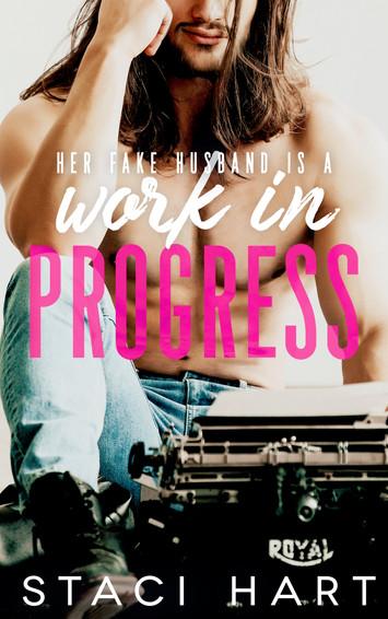 EXCERPT: Work in Progress by Staci Hart