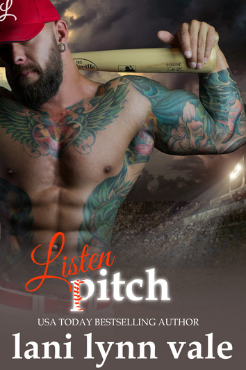 COVER REVEAL: Listen Pitch by Lani Lynn Vale