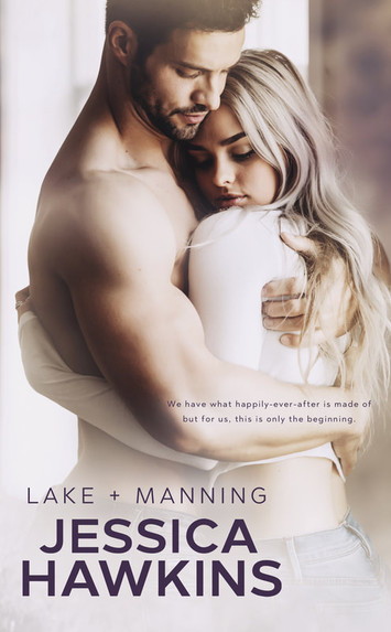COVER REVEAL: Lake & Manning by Jessica Hawkins
