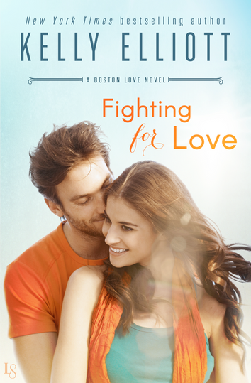 EXCERPT: Fighting For Love by Kelly Elliott
