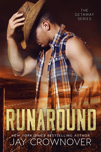 COVER REVEAL: Runaround by Jay Crownover