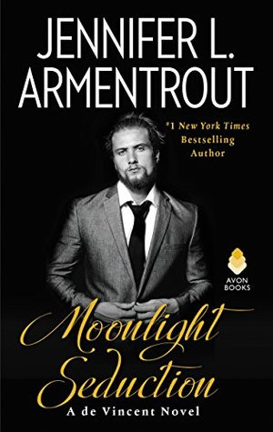 NEW RELEASE: Moonlight Seduction By Jennifer L. Armentrout