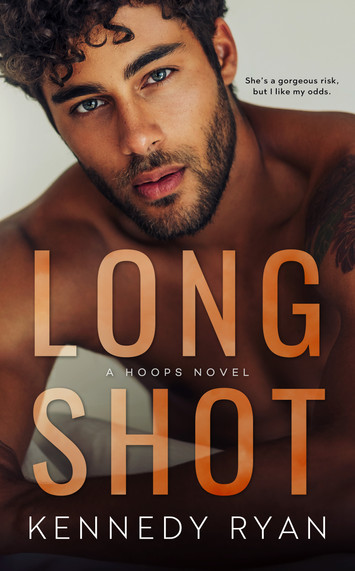 COVER REVEAL: Long Shot by Kennedy Ryan