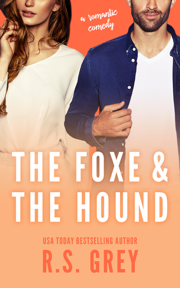COVER REVEAL: The Foxe and the Hound by R.S. Grey