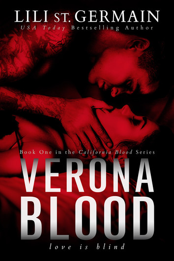 NEW RELEASE: Verona Blood by Lili St. Germain