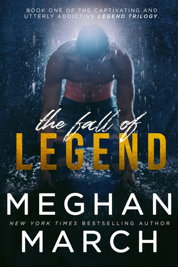 REVIEW: The Fall of Legend by Meghan March