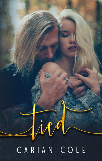 COVER REVEAL: Tied by Carian Cole