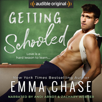COVER REVEAL: Getting Schooled By Emma Chase