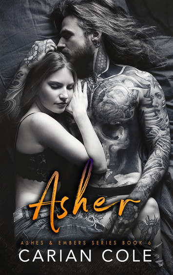 COVER REVEAL: Asher by Carian Cole