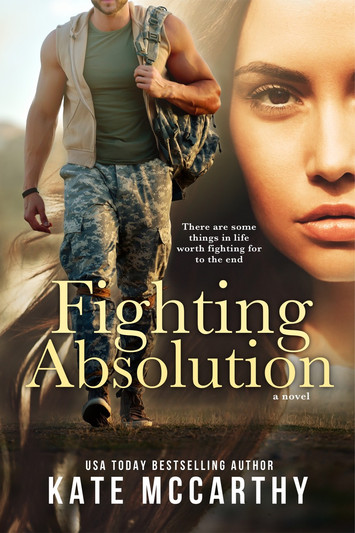 EXCERPT: Fighting Absolution by Kate McCarthy