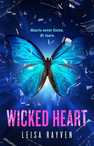 REVIEW: Wicked Heart By Leisa Rayven