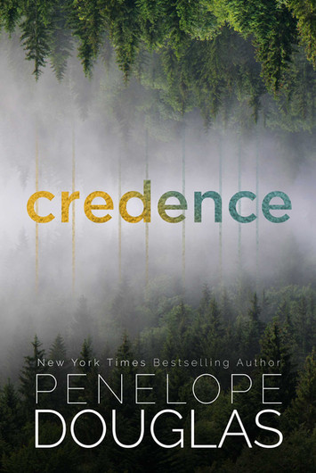COVER REVEAL: Credence by Penelope Douglas