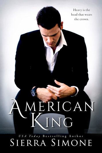 COVER REVEAL: American KING by Sierra Simone
