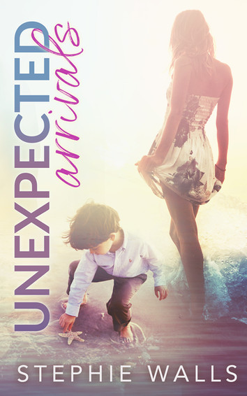 COVER REVEAL: Unexpected Arrivals by Stephie Walls