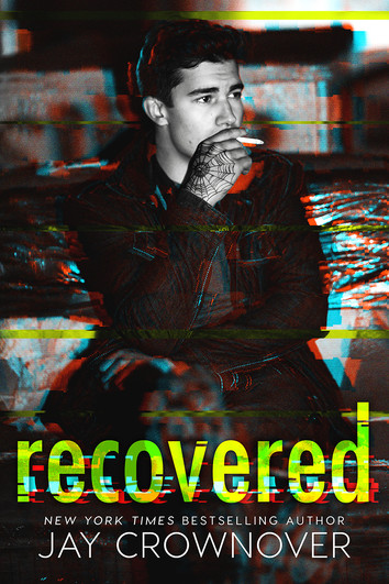 COVER REVEAL: Recovered by Jay Crownover