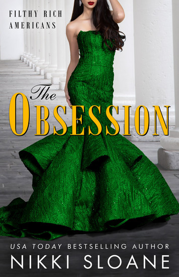 EXCERPT: The Obsession by Nikki Sloane